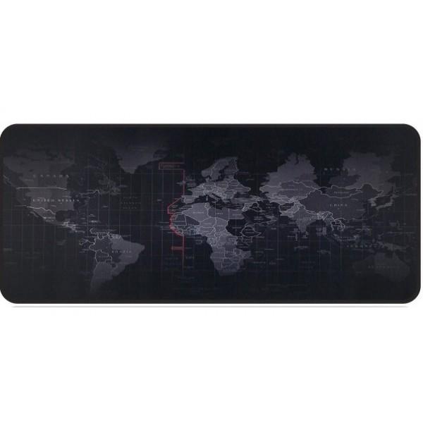Голяма Геймърска подложка за мишка Smart Technology Old World Map