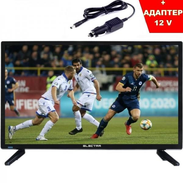 Телевизор Electra, 12V, 24 Инча 1366x768 HD Ready, LED