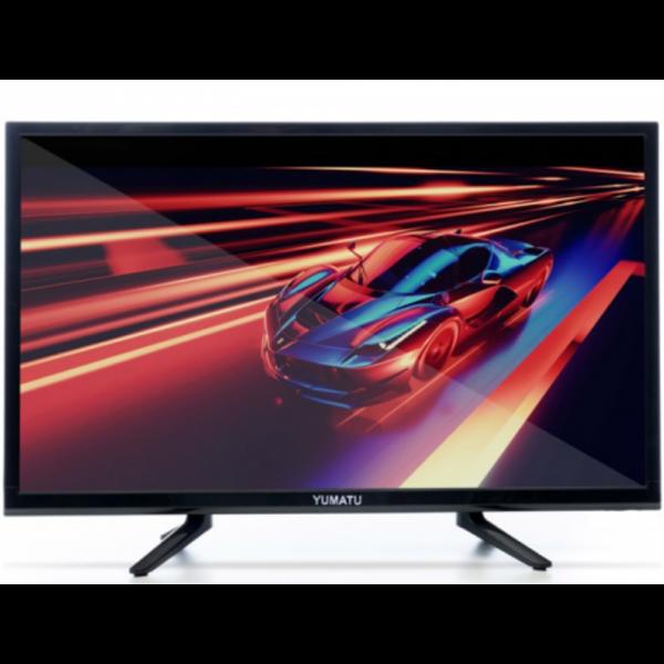 Телевизор Yumatu Onix, 12 волта, 1080P, Сателитен тунер, DVB-T/C