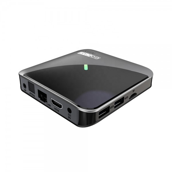 ANDROID TV BOX Gocast A95X F3 RGB Light, 4K, ANDROID 9.0, 4GB RAM, 32GB