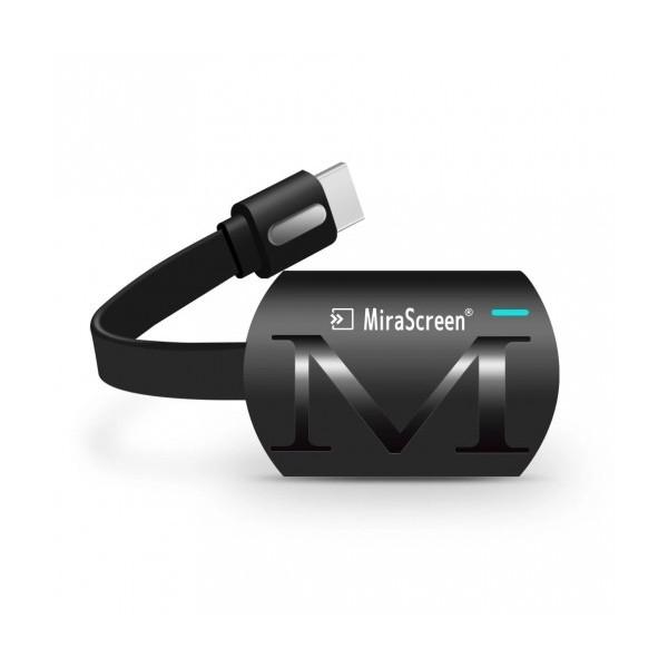 Мултимедиен плеър Mirascreen Wireless Display G4, 1080P