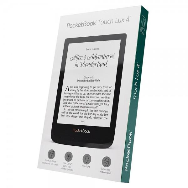 Електронна книга PocketBook PB627 Touch Lux 4