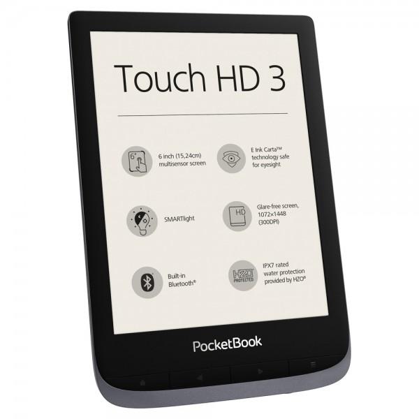 Електронна книга PocketBook Touch HD 3