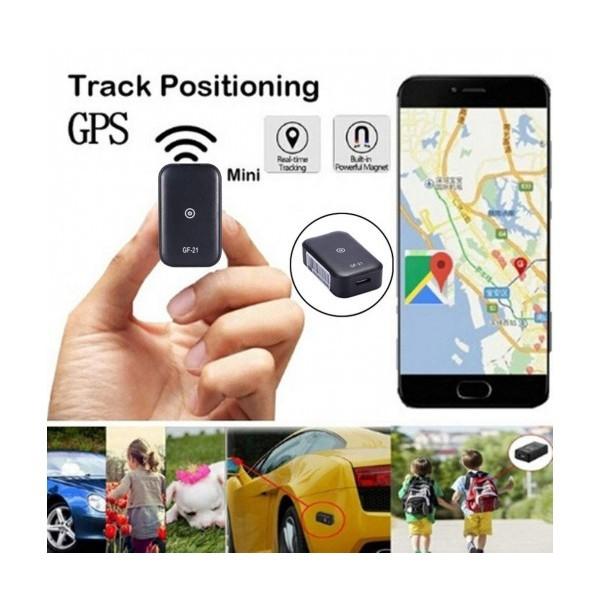 Мини GPS тракер Smart Technology GF-21