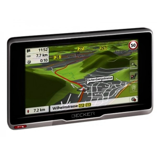 GPS НАВИГАЦИЯ BECKER PROFESSIONAL 5 EU