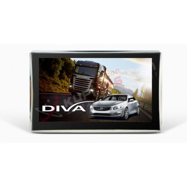 GPS НАВИГАЦИЯ DIVA 5018 HD 800MHZ 256 RAM 8GB EU