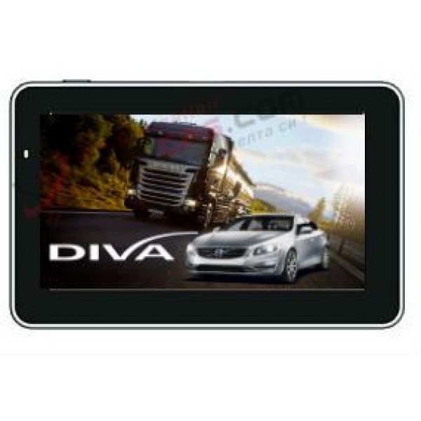 GPS НАВИГАЦИЯ DIVA 7019S HD 800 MHZ 256 RAM 8GB EU