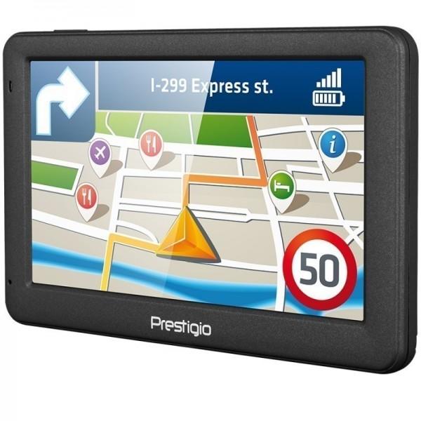 GPS НАВИГАЦИЯ PRESTIGIO GEOVISION 5066 EU HD