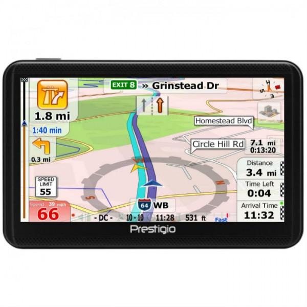GPS НАВИГАЦИЯ PRESTIGIO GEOVISION 5060