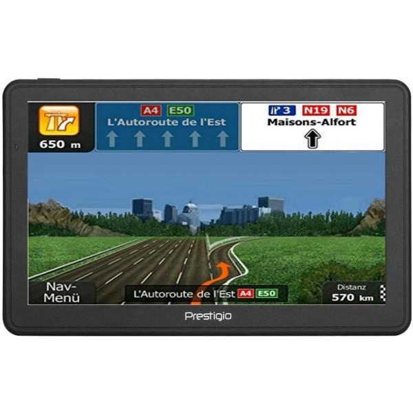 GPS НАВИГАЦИЯ PRESTIGIO GEOVISION 7060, 7 ИНЧА, 128MB RAM, 800MHZ, 8GB
