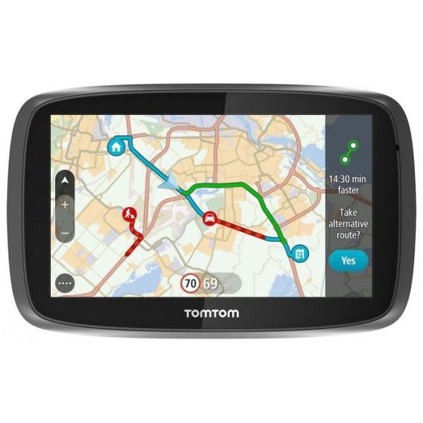 GPS НАВИГАЦИЯ TOMTOM GO 51 WORLD LIFETIME UPDATE