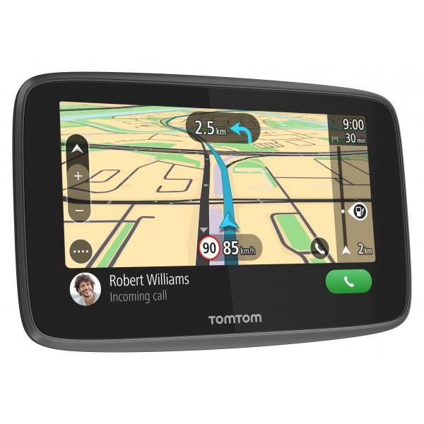 GPS НАВИГАЦИЯ TOMTOM GO 520 WORLD LM С ДОЖИВОТНА АКТУАЛИЗАЦИЯ ЗА ЦЯЛ СВЯТ И WI-FI