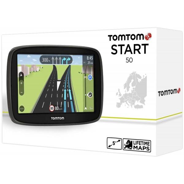 GPS НАВИГАЦИЯ TOMTOM START 50 M EU LIFETIME UPDATE