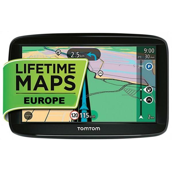 TOMTOM VIA 53 EU LIFETIME UPDATE WI-FI