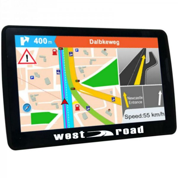 GPS НАВИГАЦИЯ WEST ROAD WR-7088S HD 800 MHZ EU