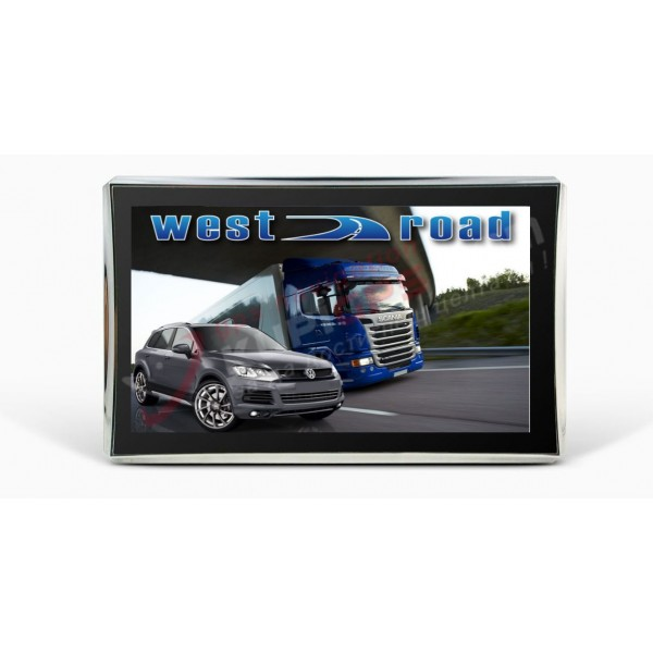 GPS НАВИГАЦИЯ WEST ROAD WR-S5256 EU 800 MHZ 256MB RAM 8GB