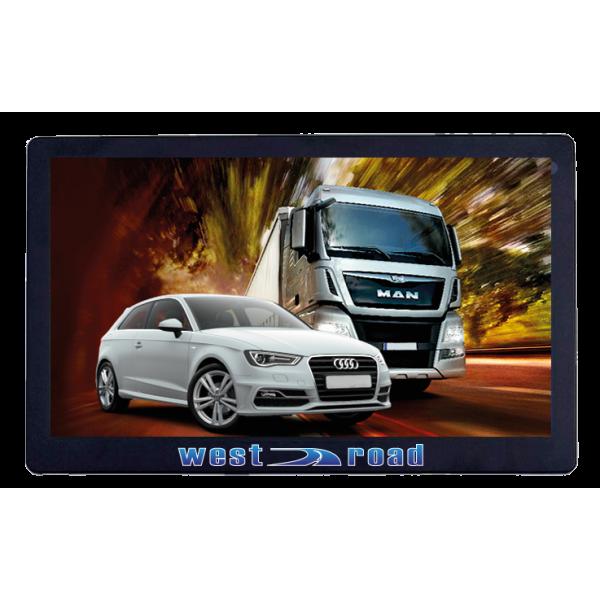 GPS НАВИГАЦИЯ WEST ROAD WR-X584S FM EU 800MHZ