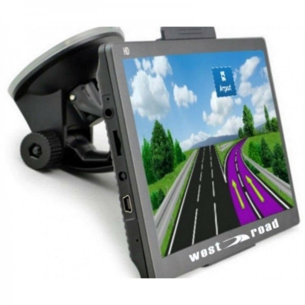 GPS НАВИГАЦИЯ WEST ROAD WR-X900EU FM HD 800 MHZ 256MB RAM 8GB