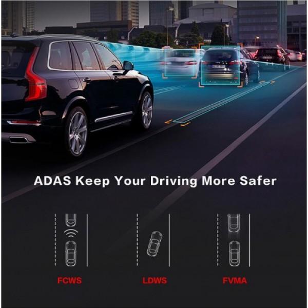 GPS СИСТЕМА WEST ROAD WR-A81 CAM, 4G, WI-FI, 8 ИНЧА, ВГРАДЕН ВИДЕОРЕГИСТРАТОР