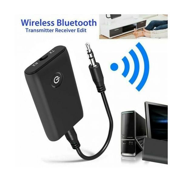 Bluetooth USB Аудио приемник - предавател 2 в 1, 3.5mm жак