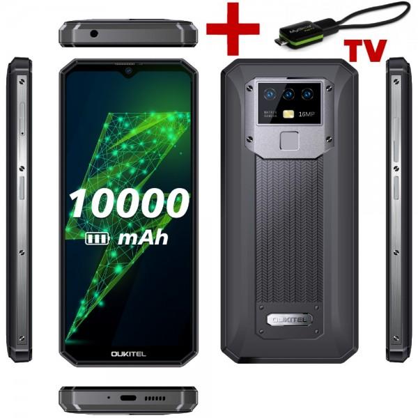 Мобилен телефон Oukitel K15 PLUS с Навигация и TV тунер