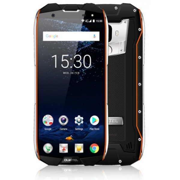 МОБИЛЕН ТЕЛЕФОН  OUKITEL WP5000, 4G-LTE, IP68