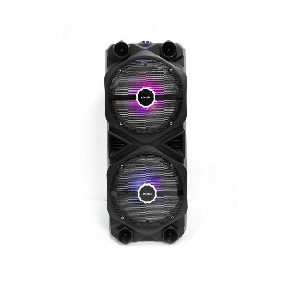 Караоке тонколона Smart Technology KTX-1054, Вграден акумулатор, МП3, SD карта, Флашка, Блутут , Микрофон