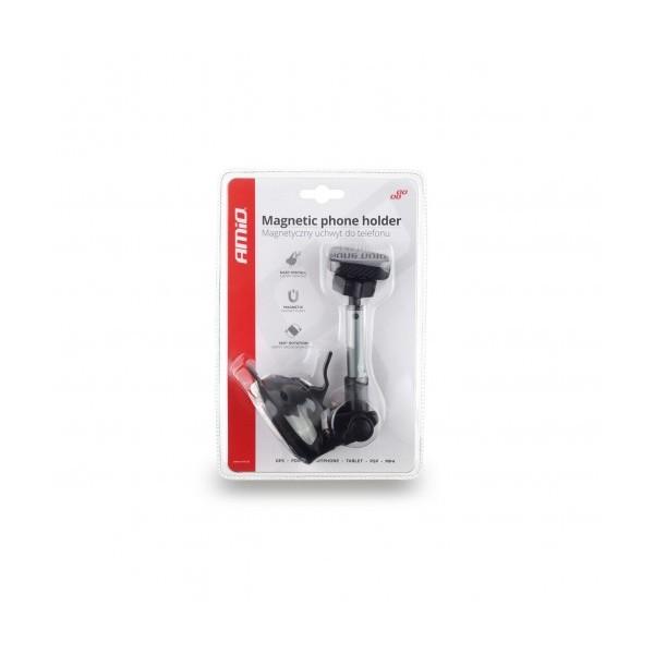 Магнитен държач за телефон Amio, HOLD-14