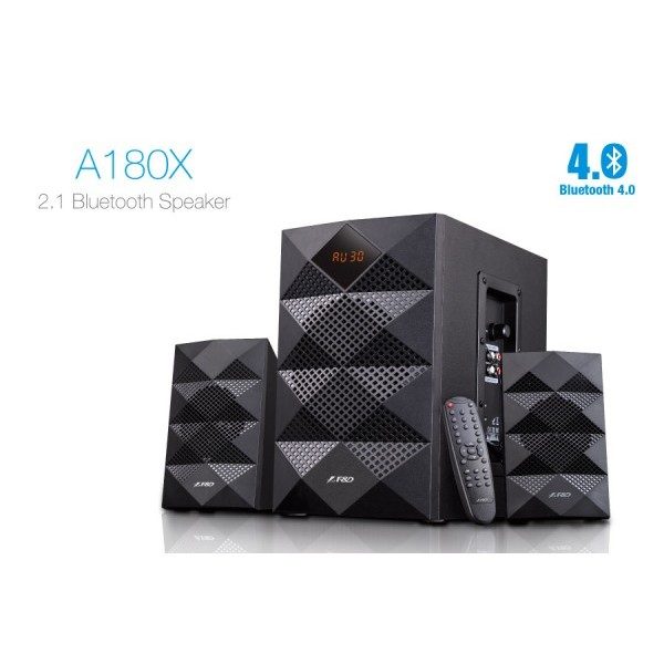 Буфер Bluetooth Тонколони Fenda F&D A180X - 42W RMS - USB MP3/FM/Remote