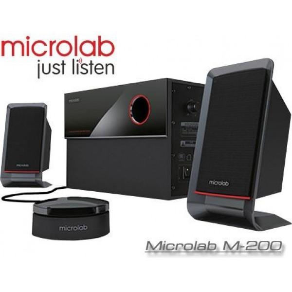 2.1 БУФЕР MICROLAB M-200