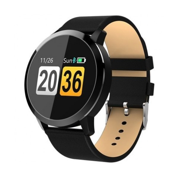 Смарт часовник Smart technology W1, Пулс, Кръвно налягане, Влагоустойчив