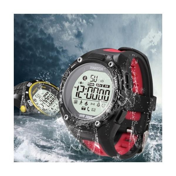 Спортен водоустойчив смарт часовник Smart Sport Watch XWatch WB04