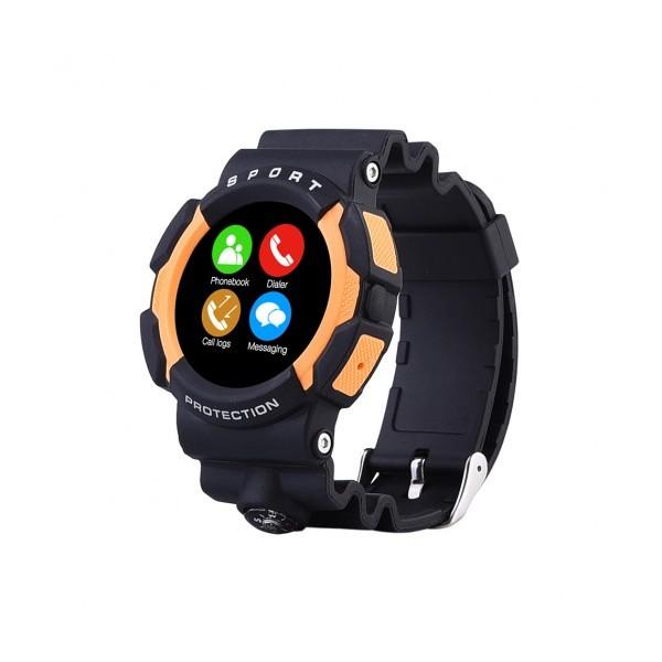 Спортен смарт часовник с Пулсомер влагоустойчив - Smart Watch A10