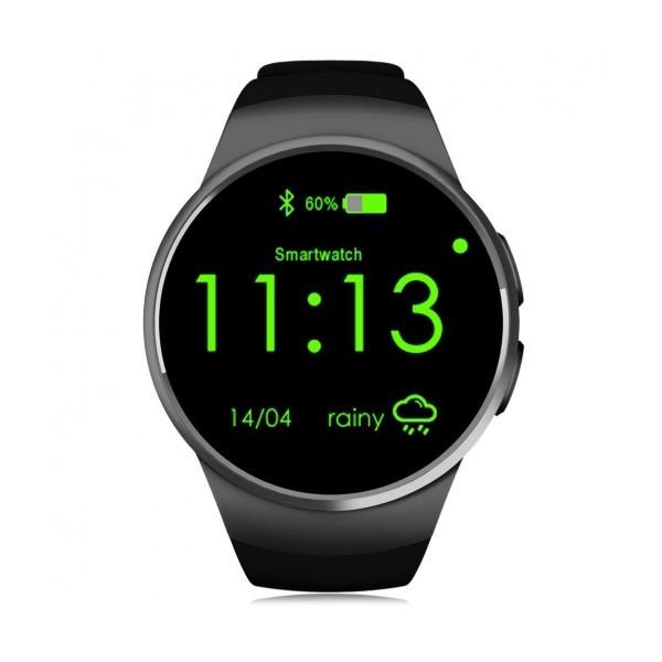 Смарт часовник KW18, SIM карта, 3G