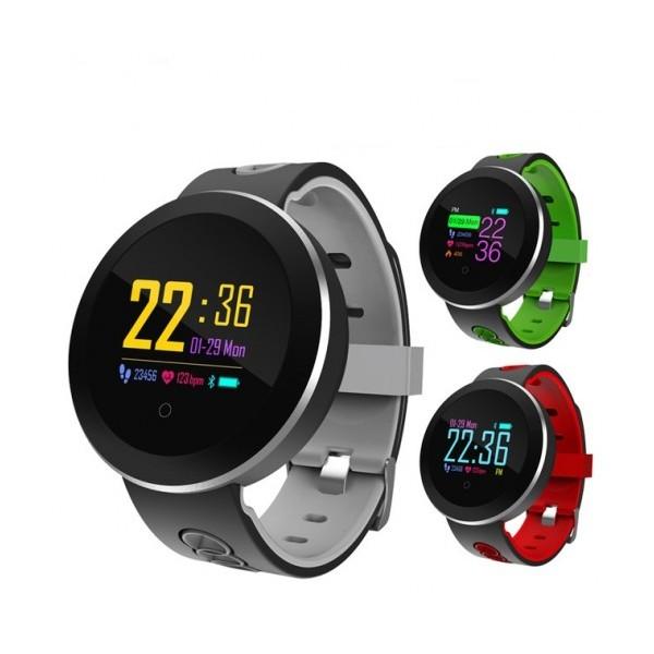 Смарт гривна Smart technology Q8 Pro, Пулс, Кръвно налягане, Кислород в кръвта, влагоустойчива
