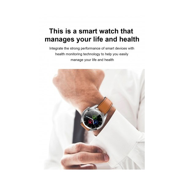 Смарт часовник Smart technology G33, Пулс, Кръвно налягане