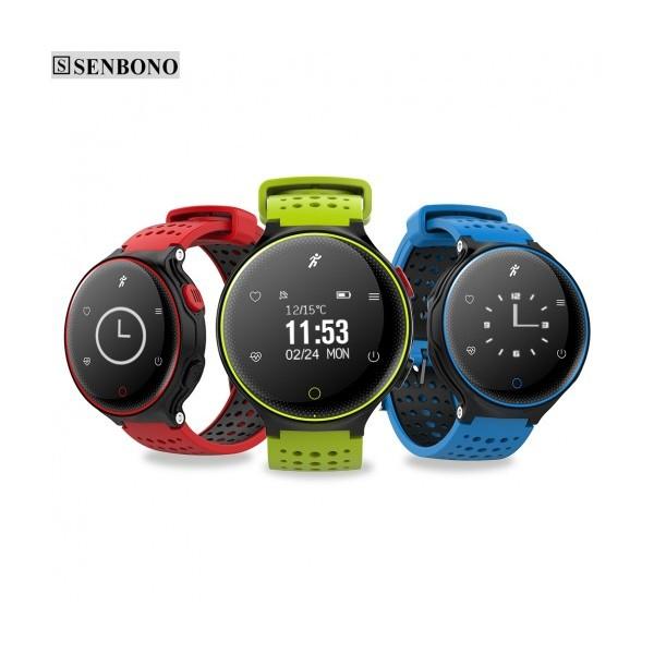 Спортен влагоустойчив смарт часовник Smart technology XR02, Пулс, Кръвно налягане