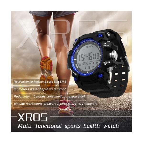 Спортен влагоустойчив смарт часовник Smart Sport Watch XR05