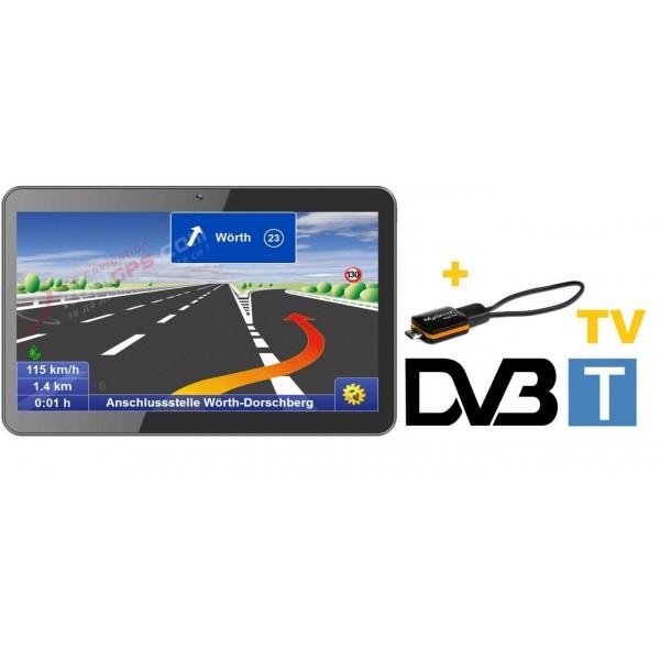 3G TABLET DIVA 10 ИНЧА DUAL CORE С TV TUNER И НАВИГАЦИЯ ЗА БЪЛГАРИЯ И ЕВРОПА