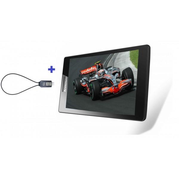 3G ТАБЛЕТ LENOVO TAB2 A7 30DC С GPS И TV TUNER