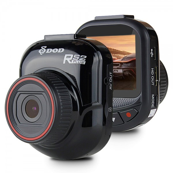 Видеорегистратор за кола DOD RS2 Plus 1080p