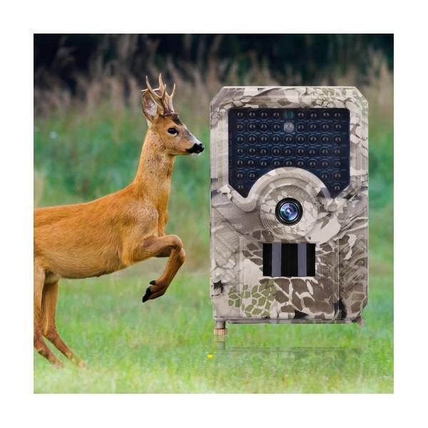 Ловна HD камера Smart Technology PR200, Нощно виждане