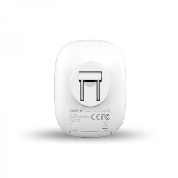 Безжично устройство за разширяване на обхвата 300Mbps Netis E1