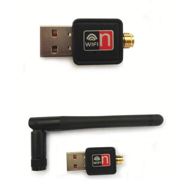 USB 150M WI-FI АДАПТЕР С АНТЕНА RT5370