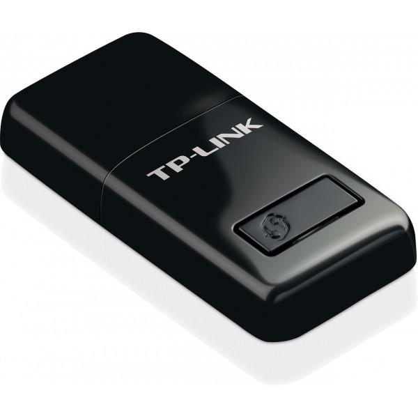 БЕЗЖИЧЕН USB АДАПТЕР TP-LINK TL-WN823N